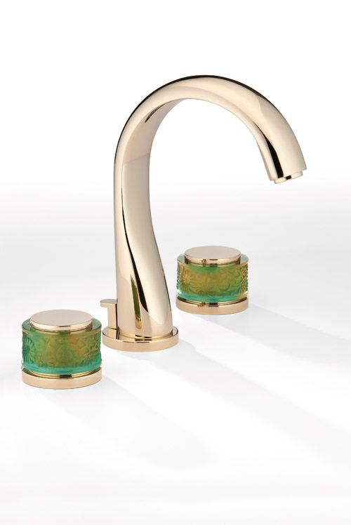 Daum Collection by THG featuring crystal handles by glassmaker, Daum - Splash Showroom