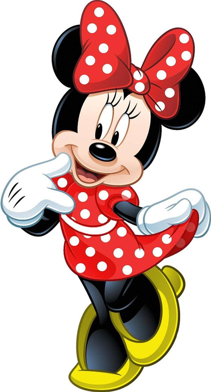 Minnie Mouse Iron On Transfer o Birthday Etsy in 2020