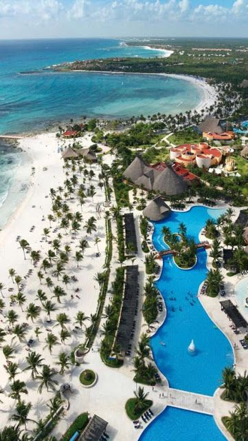 BARCELO, RIVIERA MAYA MEXICO... Did I actually just find this on Pinterest? Ahhhh I want to be there so bad.