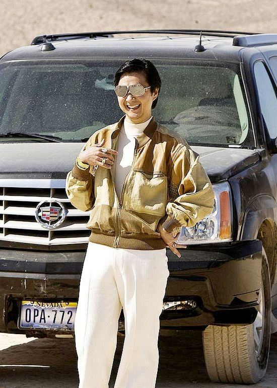 Ken Jeong... catch on the flip side ... mothafuuuuckkaaass!