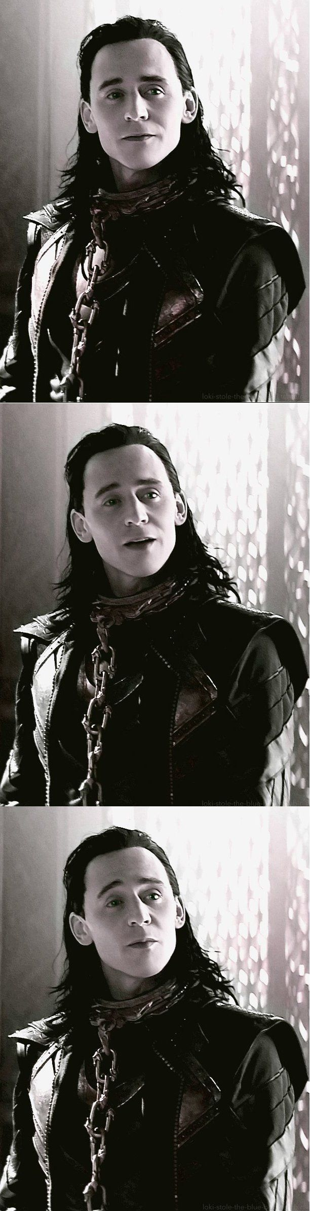 "Tom Hiddleston ""Loki"" Stills from ""The Dark World"" From…"
