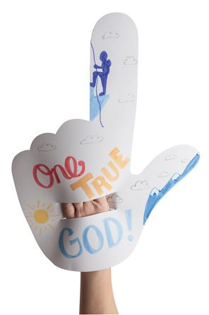 17 best images about sunday school bible crafts on for Cheerleading arts and crafts