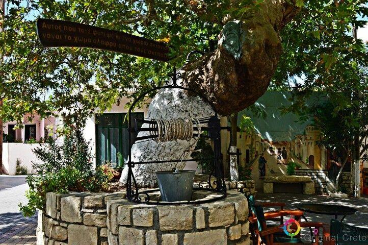 Alagni  #traditional #village #Crete #holiday
