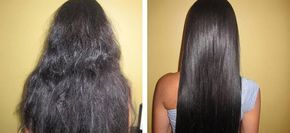 egyenes-haj