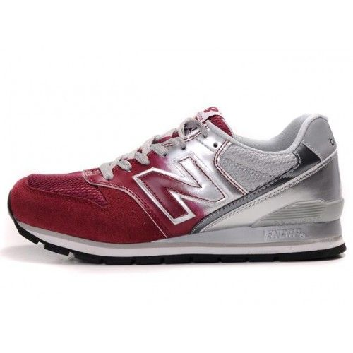 New Balance 996 Men's Red Silver Grey M996RSG