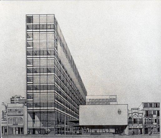 Centro Cultural San Martín 1962-70 by Mario Roberto Alvarez