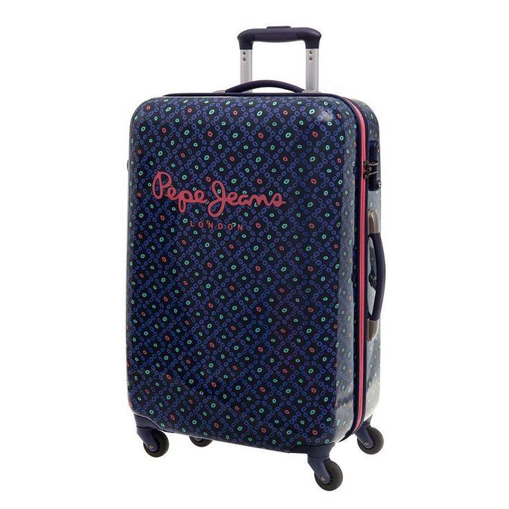 http://www.regalarhogar.com/maletas/maletas-de-viaje-baratas/maleta-de-viaje-topos-print-pepe-jeans-detail