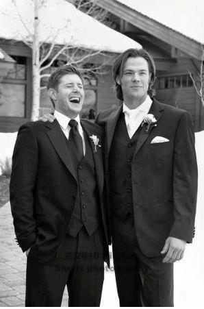 Genevieve Padalecki Wedding   Jared & Jensen - Jared Padalecki & Genevieve Cortese Photo (20731791 ...