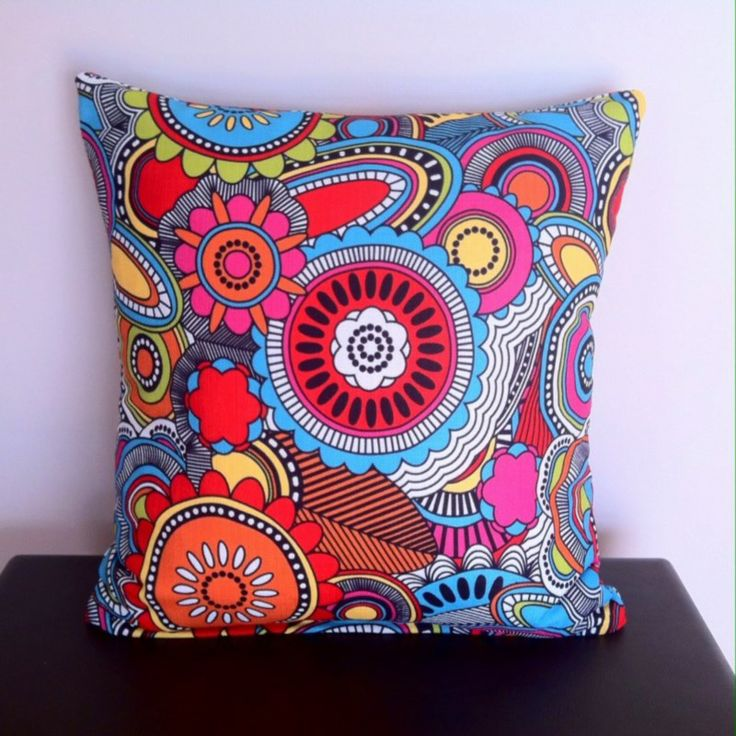 Picture of Warwick Fabrics Holiday Isle Sunset Cushion Cover MULTIPLE COLOURS AVAILABLE from Chair Revival Unique Melbourne Feature Furniture