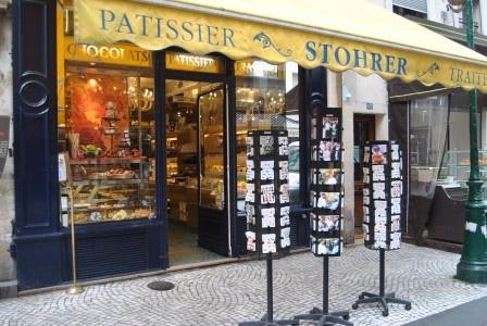 Stohrer Oldest Parisian Bakery