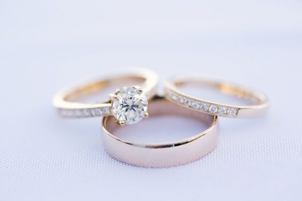 Engagement Ring Vs Wedding And Band A Comparative Guide