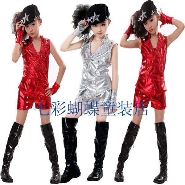 Детские современные танцевальные костюмы