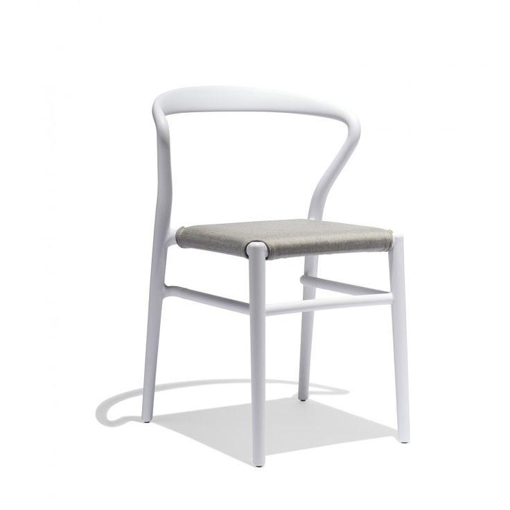 OUTDOOR DINING CHAIR  Industry West JOI Twentyfour Chair