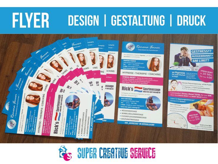 Brauchen Sie einen Flyer für Ihre Firma oder für sich selbst? Unsere Grafikdesigner gestalten nach Ihren Wünschen Ihren persönlichen Flyer!  Wie finden Sie den Flyer von Eifersucht Therapie?