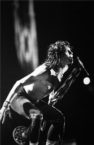 Steven Tyler, Woodstock 1994 | Henry Diltz