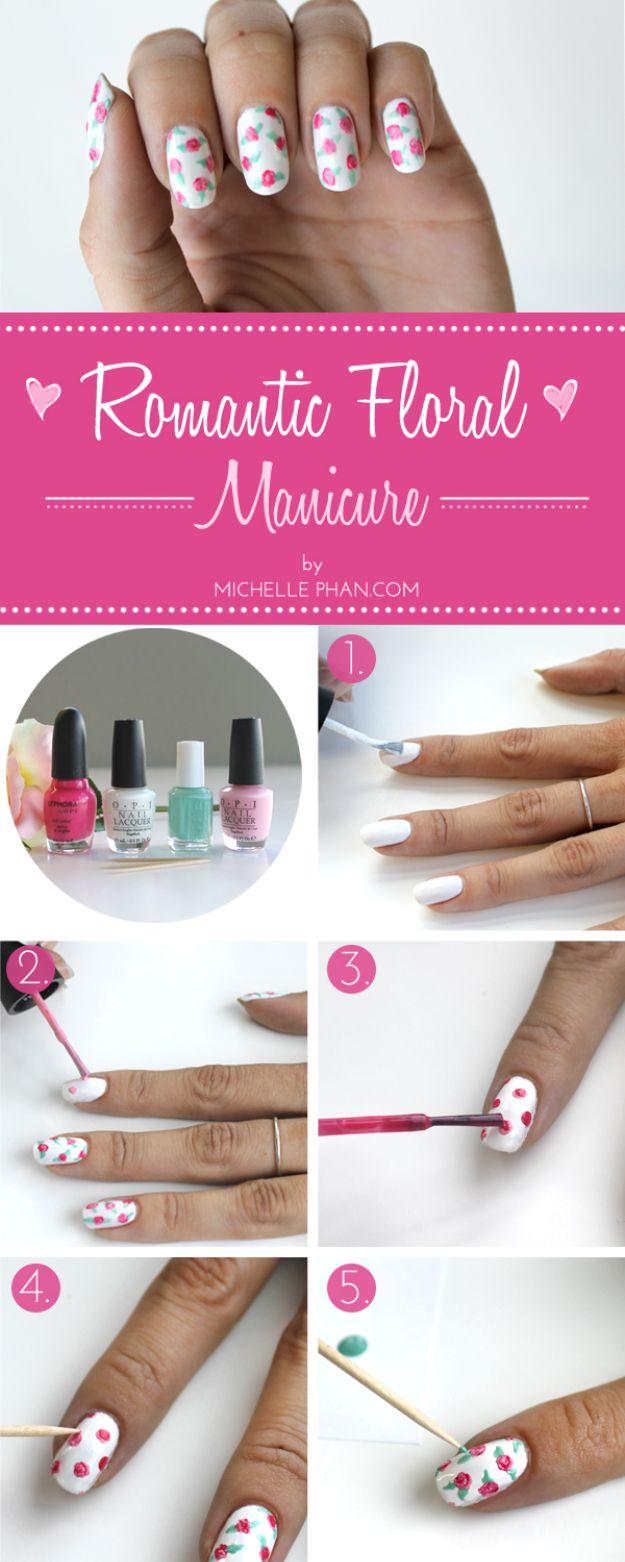 46 best tutorials images on pinterest | tutorials, beauty nails