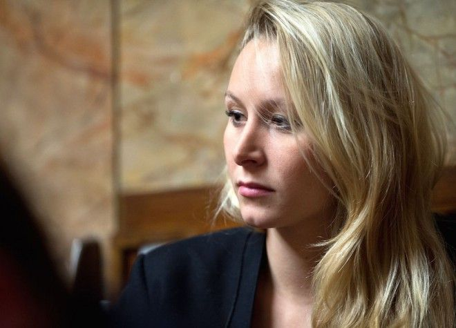 Marion Maréchal-Le Pen: nièce we can...