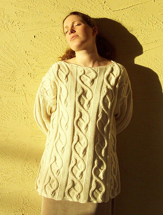 Dancing Vines Tunic & Pullover