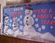 Winter Holiday Bulletin Board Ideas - Bing Images -for Brooke