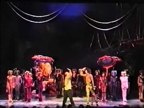 Macskák musical II. felvonás - YouTube