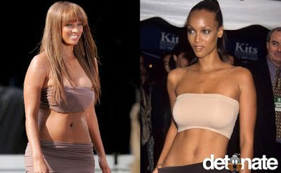 """#Weightloss #inspiration #Motivation and #fitness  - When you're a supermodel like Tyra Banks, the last article you want to be featured in is a """"celebs who lost weight"""" article. Lo and behold, Tyra has lost weight!"""