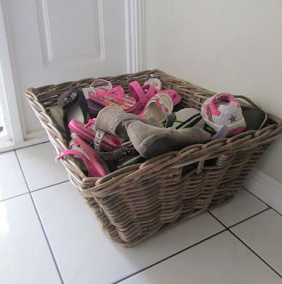 Seven Cherubs: large family shoe storage solutions: Oganis Ideas, Decor Ideas, Organizations Ideas, Ogani Ideas, Apartment Ideas, Great Ideas, Storage Ideas