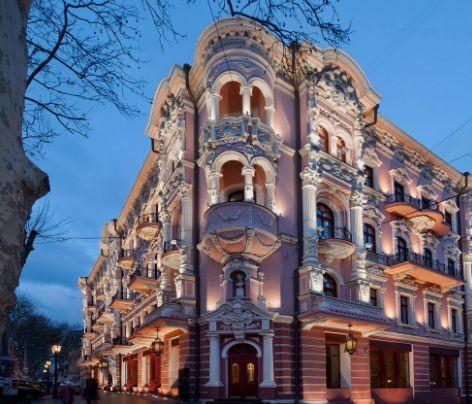 The Top Ten Luxury Hotels In Ukraine #10 - Hotel Bristol Odessa in Odessa