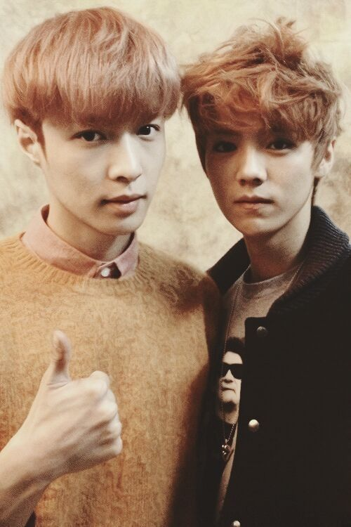 EXO | LAY AND LUHAN