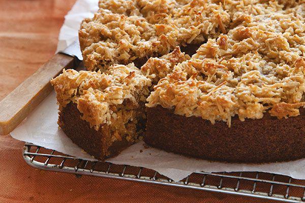 One-pot lumberjack cake – Recipes – Bite