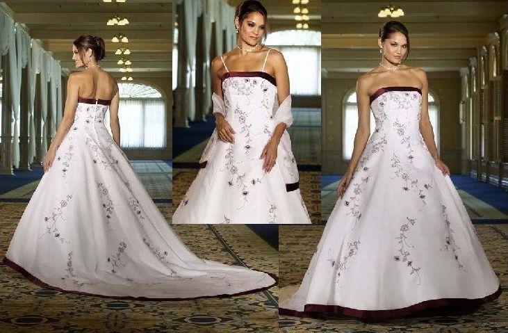 Svatební šaty ADELA