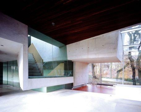 莫比烏斯住宅內部