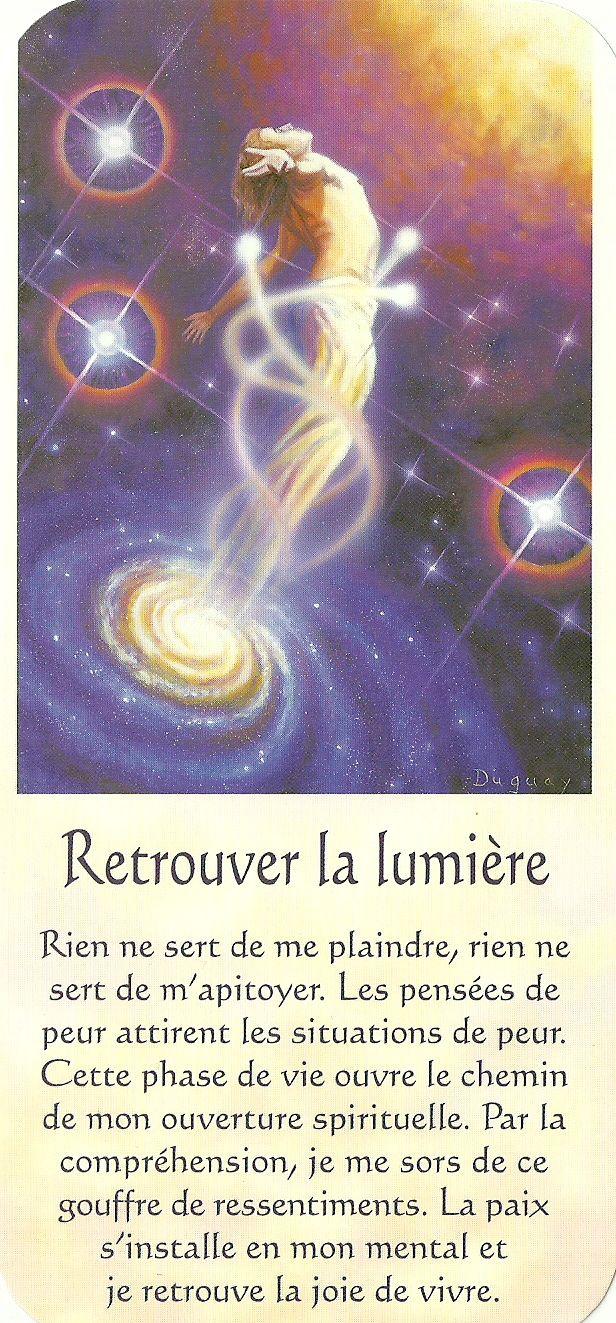 Mario Duguay- Message Lumière Retrouver la lumière