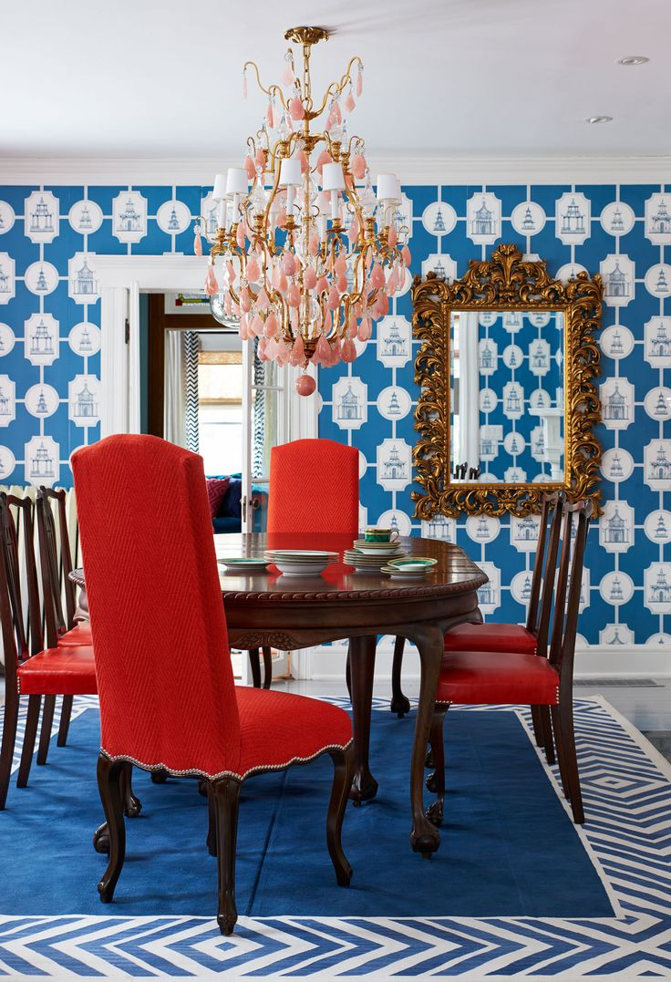 Furniture Dining Table Designs 17 Best Images About Glamclectic Dining Rooms On Pinterest Blue