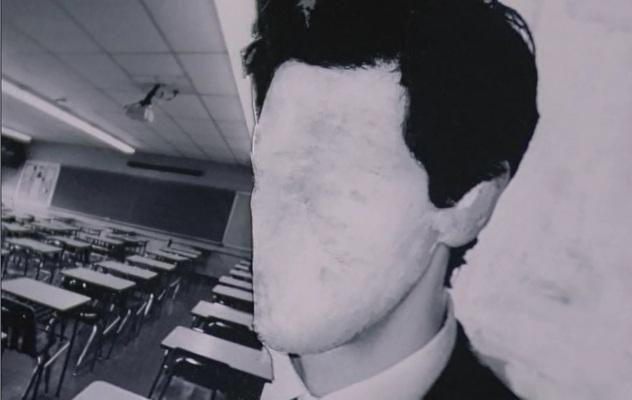 Detachment - A faceless man in a empty room