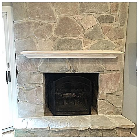 1000 Ideas About Distressed Mantle On Pinterest Mantle Shelf Mantles And Diy Mantel