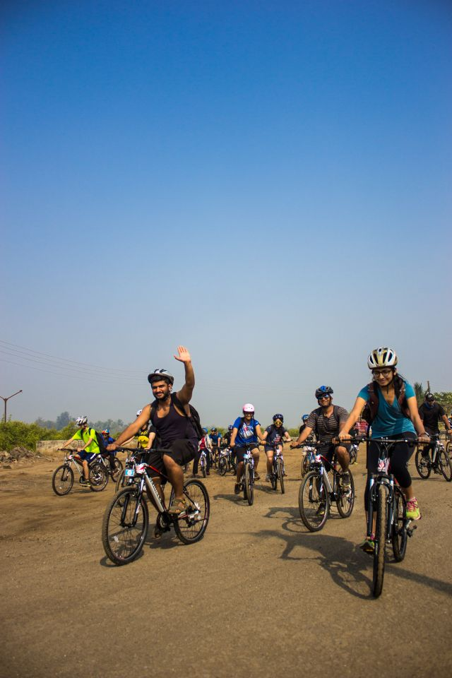 Outdoor Cycling Ride to Alibag>>Alibaug is closest oneday gateway near Mumbai and which is accessible by ferry boat. Most of us been to Alibaug but what about cycling ride to Alibaug? Visiting not so crowded beaches on cycle, Ferry boat, riding cycles on empty road, cycling on beach to may as fast as you can !!  #Alibag #AlibagCyclingRide #alibaug #Cycling #Mumbai #OutdoorCycling #OutdoorCyclingRide