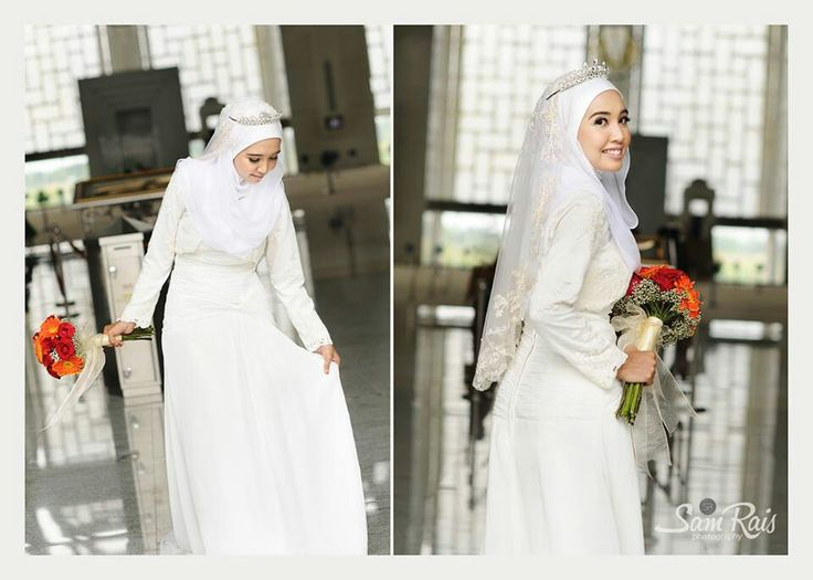 17 Best Images About Muslimah Wedding Dress On Pinterest