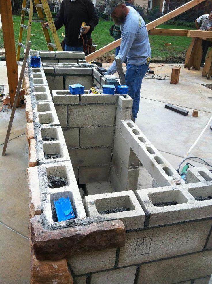 Bildergebnis für Free Plans Building Outdoor Kitchen