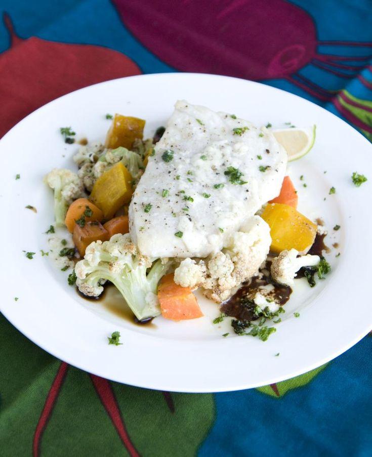 Swordfish With Smoked Paprika Recipe — Dishmaps