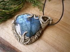 Love the idea of using polymer clay like this.
