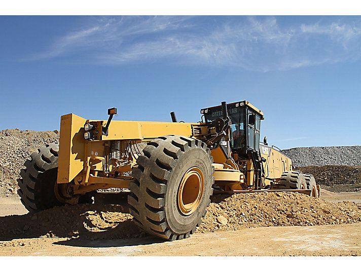 Cat   24M Motor Grader   Caterpillar