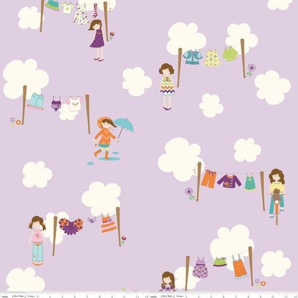 Dress up Days    schöner fester Stoff von Riley Blake Design.    30° Wäsche mit Feinwaschmittel    Geeignet zum nähen von Gardinen, Hosen,Kindersachen