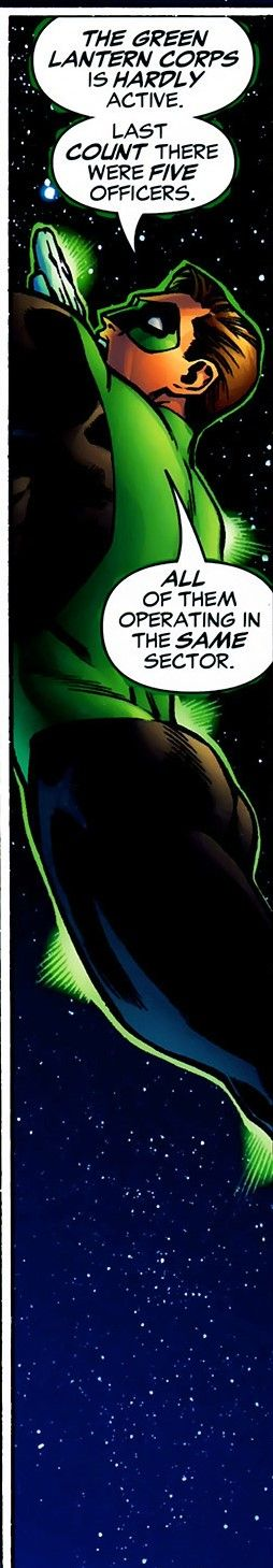 Green Lantern (2005) 3rd series #1 by Carlos Pacheco