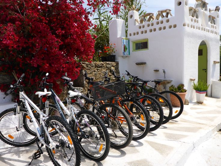 This is where you can find Yummy Pedals tours: https://www.google.gr/maps/place/YUMMY+PEDALS+-+Mykonos+bicycle+tours/@37.459429,25.408222,13z/data=!4m2!3m1!1s0x0:0x9fe3d37bef3f6f7e