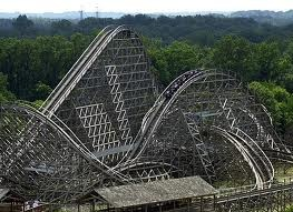 Roar, Six Flags America Maryland