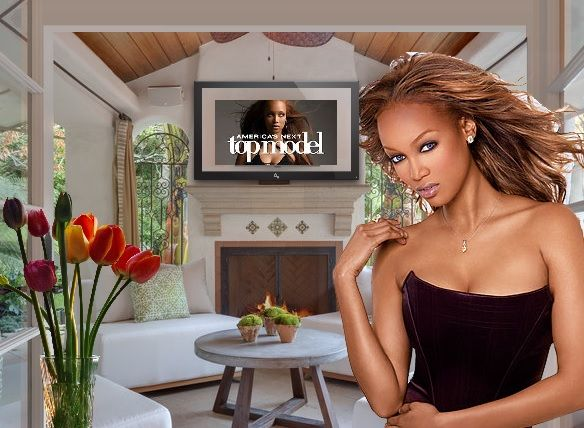 Tyra Banks has finally unloaded her 6,000 square feet 4 bedroom, 7 bath estate in Beverly Hills. She purchased the home for $3 million dollars.