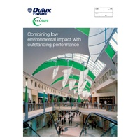 Dulux Trade paint Sustainability guide for Specifiers    http://dulux.trade-decorating.co.uk/literature/sustainability_guides.jsp