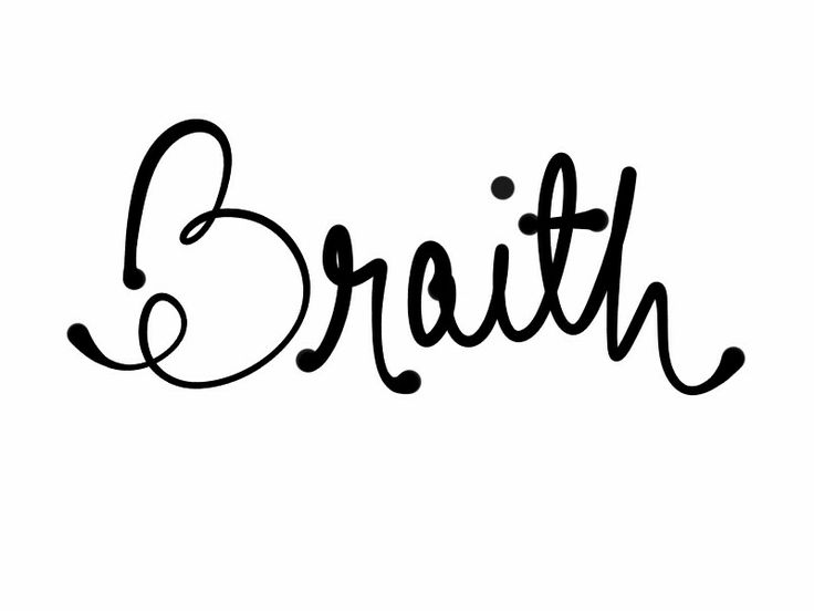 "Braith. Unisex. One of my current favorites. Soft sounds are popular now: Ezra, Theodore, Josiah, Thea, Thisbe, Athena. Welsh for ""speckled."" One girl combined it with Welsh ""-wen"" to make Braithwen for her character. I think this is a soft modern update on past faves like Blair and Bridget."
