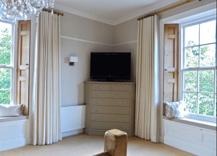 Contemporary luxe bedroom, Collingham