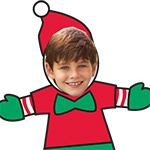 It's just a photo of Universal Elf Yourself Printable